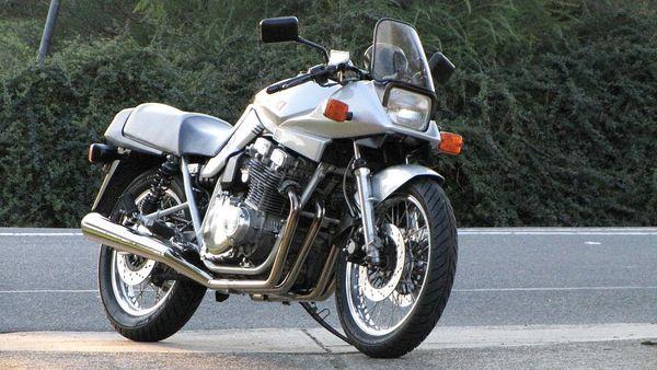 1980 Suzuki GSX 1100 S Katana