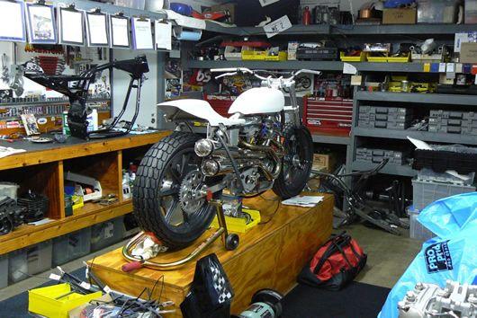 Ktm Motorcycle See See Coffee