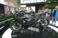 The 2017 Kawasaki ZX-10RR Homologation Special