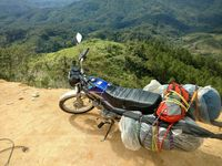 ride to Hoi An