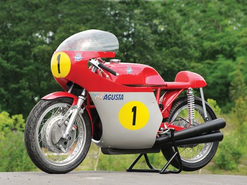 Agostini MV Replicas to be Auctioned