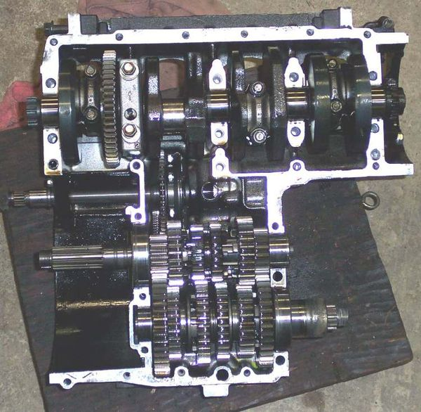 Gear Box - Horizontal Split