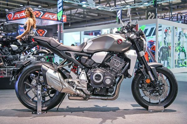 Hondas Cb1000r Is A New Cafe Racer For 2018