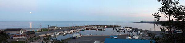 Ballantynes Cove Harbour, Nova Scotia