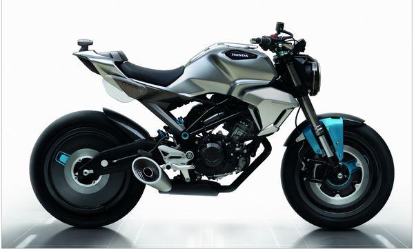 The Honda 150 SS Racer Concept Bike