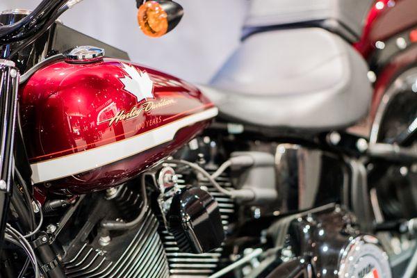 Célébrez les 100 ans de Harley-Davidson au Canada