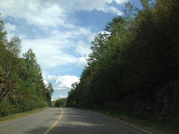 8. County Road 2 - Minden to Moore Falls, Ontario
