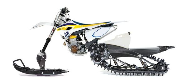 The Best 7 Conversion Kits From Motorcycle To Snow Bike