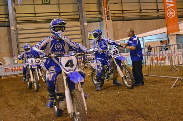 Motorcyclelive 2012 Yamaha Off-road Experience