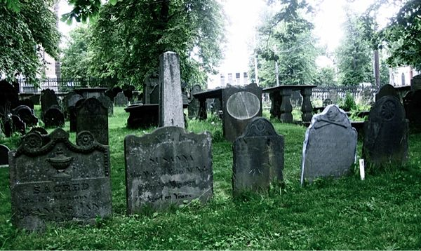 The Old Burying Ground, Halifax