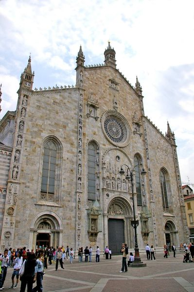 Duomo di Como, Italy