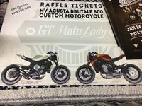 The 2nd Annual Women's Motorcycle Show; A Great Night Supporting a Great Cause