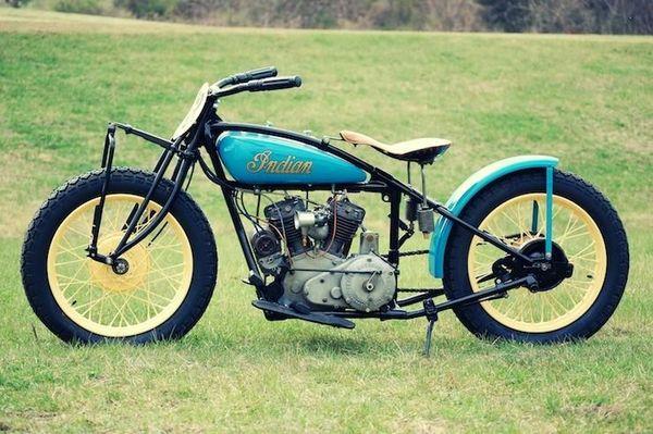 1930 Indian 101 Scout 600cc