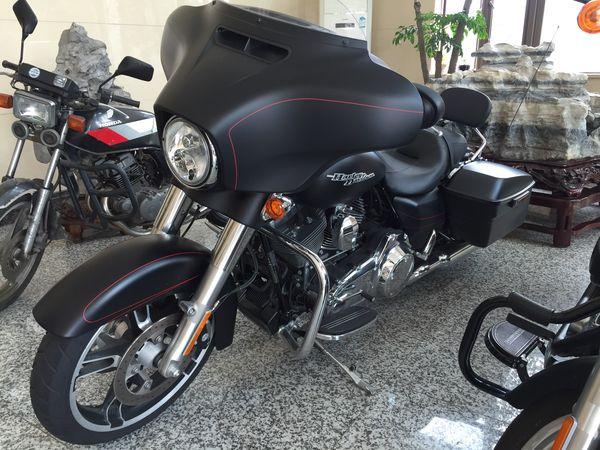 Que hermosa es una Harley!