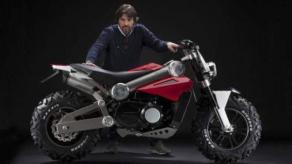 Alessandro Tartarini and the Over Brutus