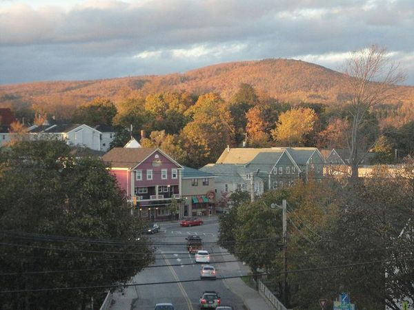 Main Street Antigonish, Nova Scotia
