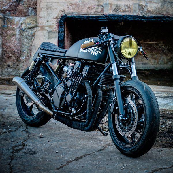 Honda CB 750 Custom by Robinson's Speed Shop