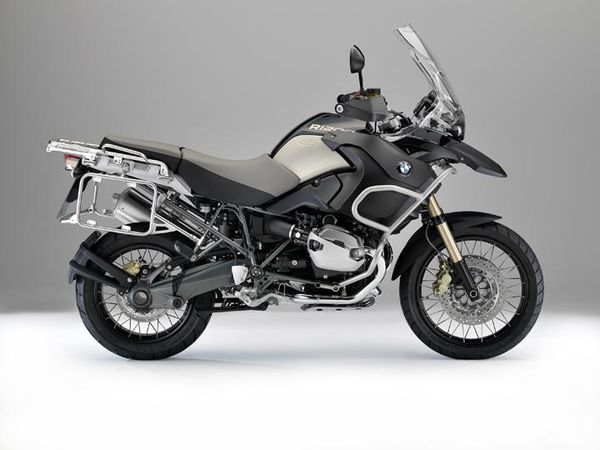 BMW R 1200 GS Adventure - left side view
