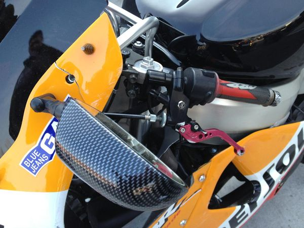 CBR919 RR Front side view