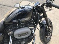 First Ride: Harley Davidson Roadster 2016