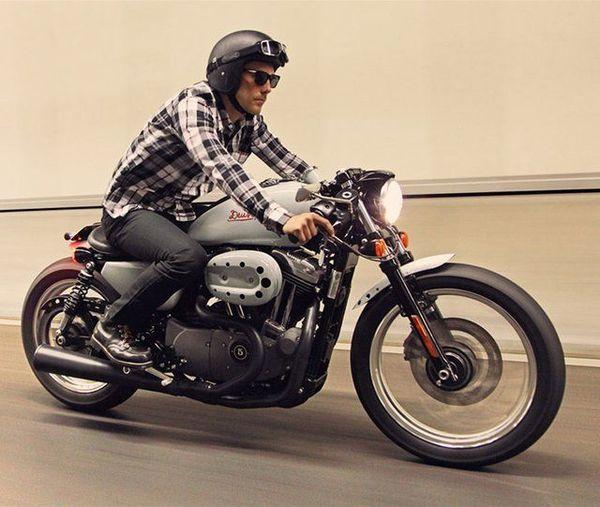 Harley-Davidson Nightster Cafe Racer by Deus