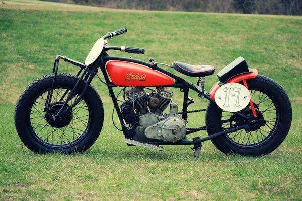 1930 Indian 101 Scout 750cc