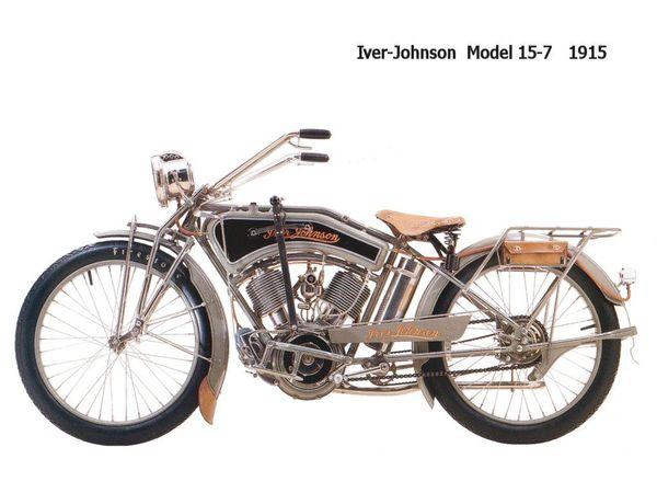 1915 Iver-Johnson Model 15-7
