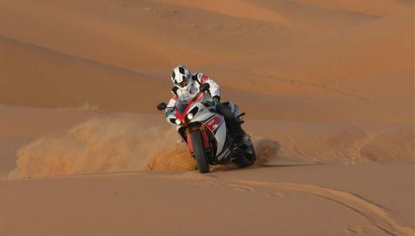 Yamaha YZF-R1 - Stephane Peterhansel - 03