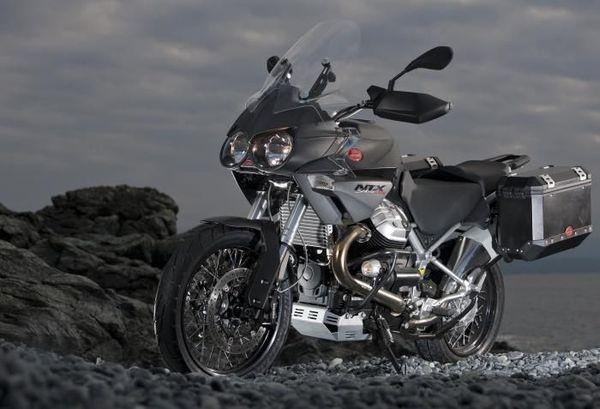 2012 Moto Guzzi Stelvio 1200 NTX ABS
