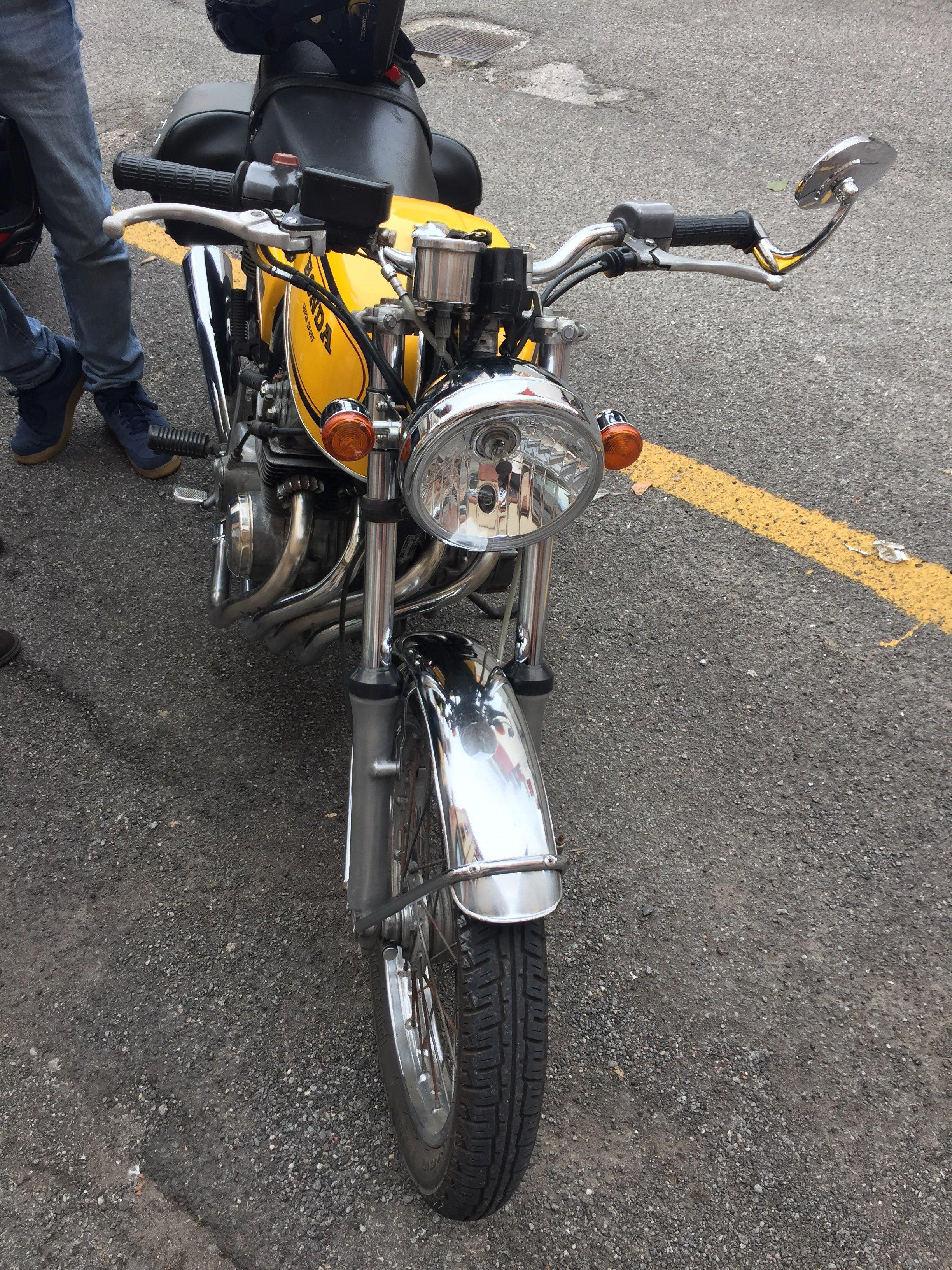 2002 Honda CB400SS - Moto.ZombDrive.COM