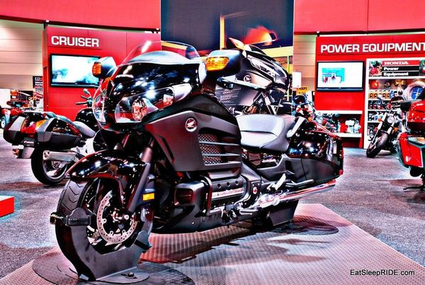 2013 Honda Goldwing FB6
