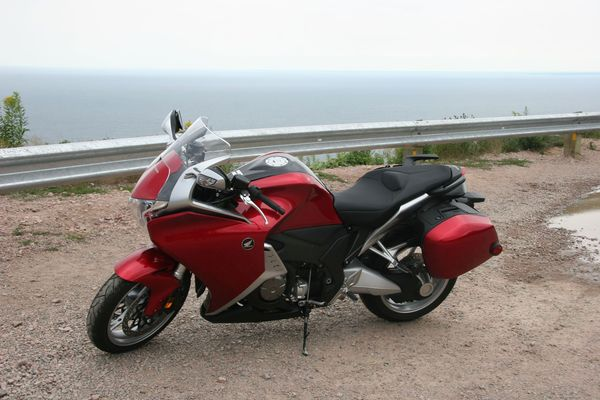 Honda VFR 1200 - review 2