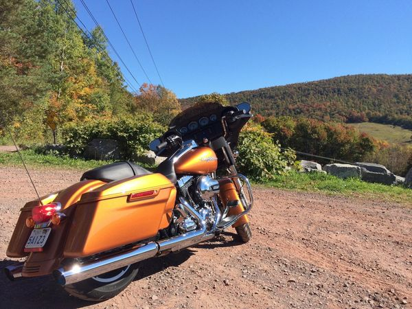2014 FLHX Street Glide Harley Davidson
