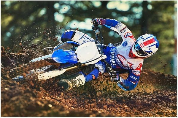King Of The Dirt: 2018 Yamaha Yz450f With A First-of-its