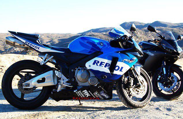 Cbr 600rr | Bike | EatSleepRIDE