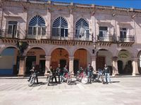 First ride from Zacatecas to Jerez