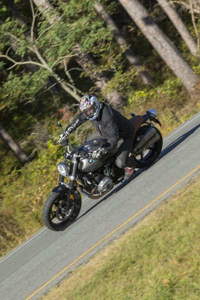 Making Motorcycling Fun Again with RnineT Scrambler