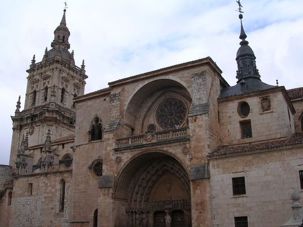 The Cathedral of Burgo De Osma