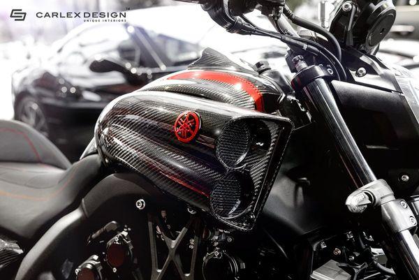 Carlex Design's Carbon-Covered V-Max