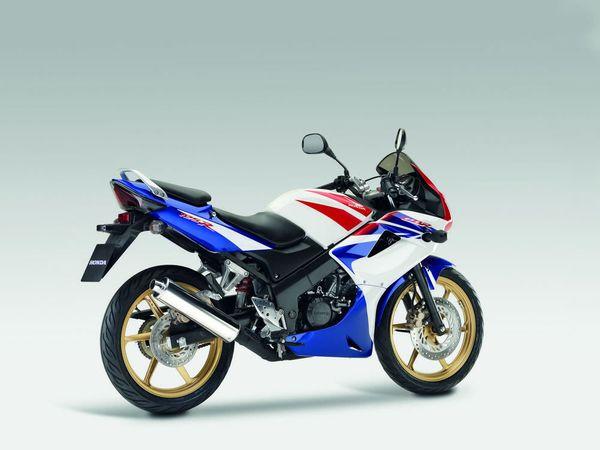 2009 Honda CBR125r