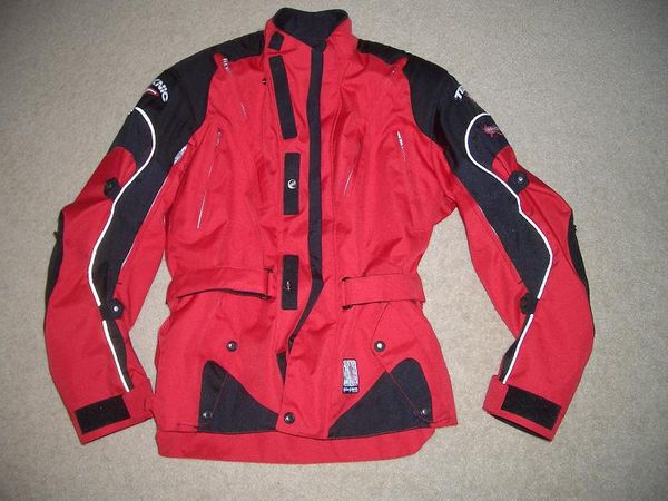It Is New Riding Jacket Time  What To Look For In A Textile Jacket