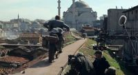 Behind the Scenes: James Bond and motorcycles in Skyfall
