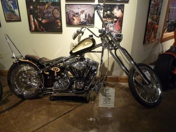 Tribute to Indian Larry