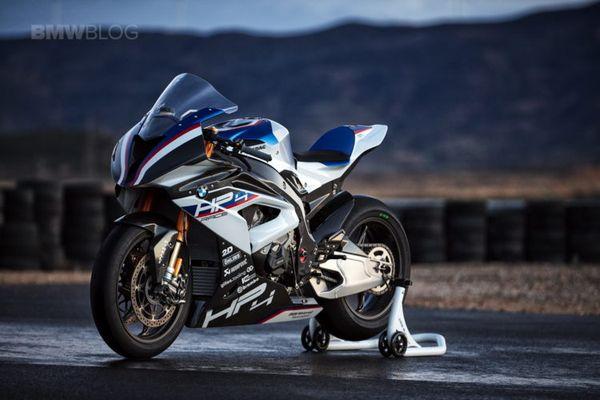 BMW Announces Specs for HP4 Race