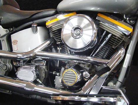 1990 Harley-Davidson Fatboy engine
