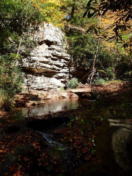 Falling Water pond