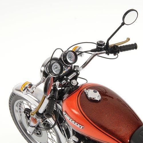Kawasaki 750 Z2 instruments