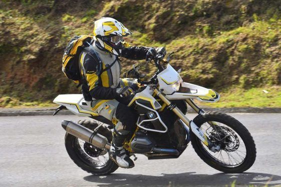 The R1200GS Rambler Concept by BMW X Touratech