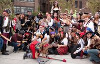Motorcycle Film Festival and PirateCon Ride