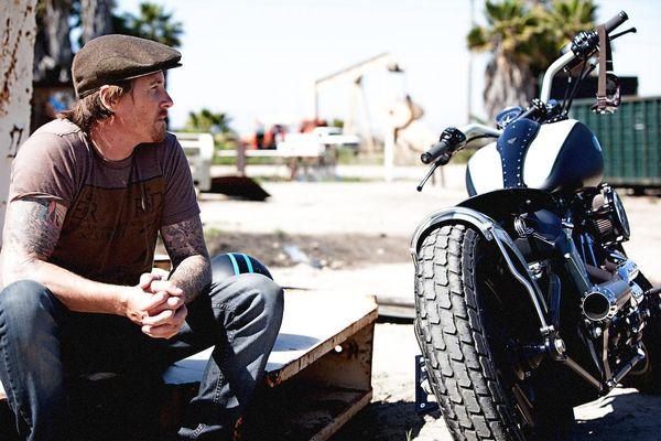 Roland Sands and another great custom bike
